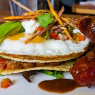 Best brunch - honourable mention (The Junction Eatery)